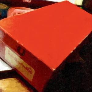 シャルルジョルダンの靴の箱