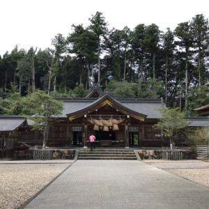 熊野大社ーー松江市八雲町