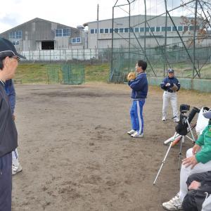 太平洋リーグ2019年最終日(練習)