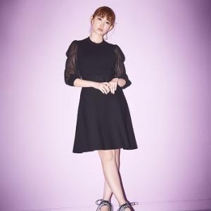 小嶋陽菜さん着用♪この時期にぴったいなRirandtureの新作ワンピース♪ #Rirandture