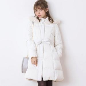 Ray2月号掲載♪加藤ナナさん着用必見☆〈セール!!〉可愛いロディスポットのダウンコート!!