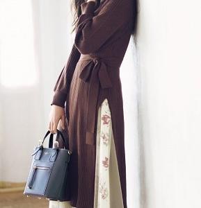 冬の装いにドラマチックなときめきを☆彡#道重さゆみ さんが着こなす ムード満点の冬服が到着♡