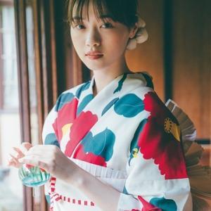 #西野七瀬さん の夏浴衣2021
