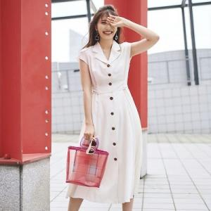 絶対欲しい☆彡佐野ひなこさん着用の白ワンピ♪ #Rirandture