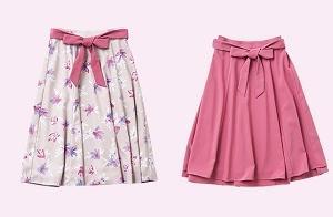 【SALE】「リバーシブルスカート」は 簡単にイメチェンできるから 着回し力バツグン♪
