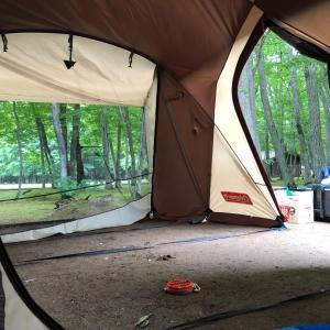 7月の千歳キャンプ