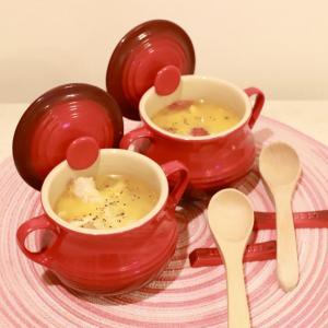 3日で2Kgやせる魔法のスープ鶏肉のトマトチーズ~日本橋室町で