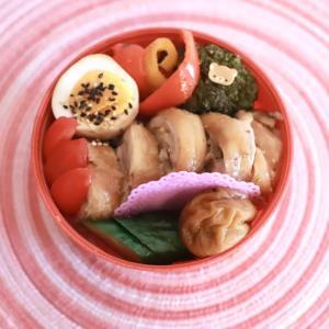 鶏チャーシュー弁当~今日はららぽーと豊洲で