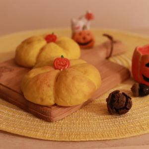 ハロウインパンプキンパン~うちの子記念日