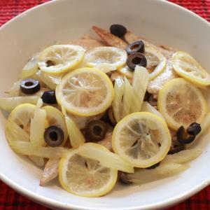 やせる作り置き鶏手羽のレモン煮~ポロンと和食屋さん