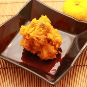 大人のかぼちゃサラダ~お台場でポロン喜び