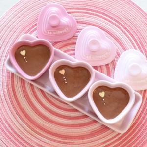 バレンタインにもぴったり簡単チョコムース~日本橋で晴れ着姿