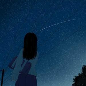 イラスト詩「君は淋しいって言う、淋しいはきっと僕と同じもののはずだぜ」