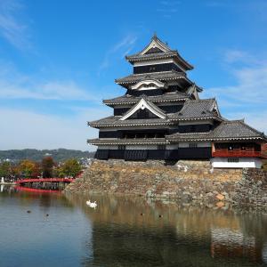 初心者城ガールが行く!国宝「松本城」の美しさと歴史に触れる旅♪②