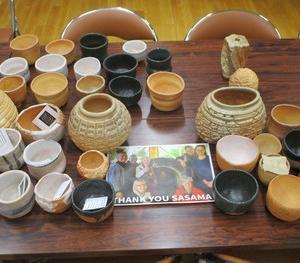 ノルウェーの陶芸作家