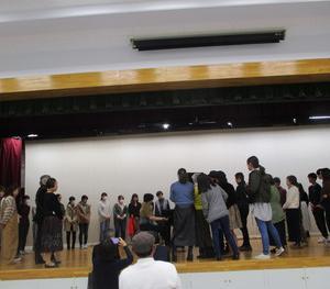 静岡大学でシンポジウムが開かれました