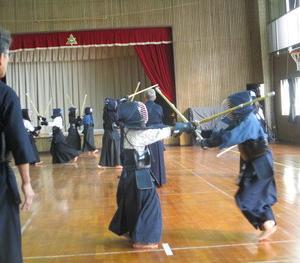 剣道教室合宿