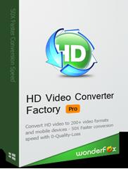 PR: 多機能な動画変換ソフト「HD Video Converter Factory Pro」紹介