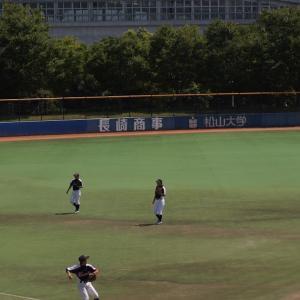 マダァーーンナッ。第14回 全日本女子 硬式野球選手権大会 一回戦  @愛媛松山 マドンナスタジアム