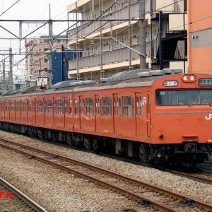 武蔵野線新旧交代