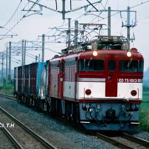 2002年8月の東北本線