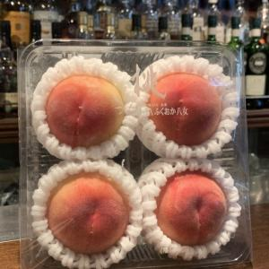 フルーツカクテル 桃