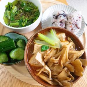 ストレス耐性アップ⤴️⤴️腸活朝飯