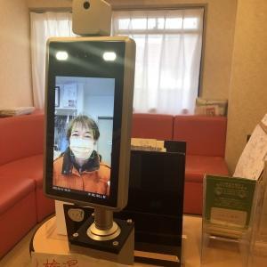 2020/1/14 AI顔認識検温