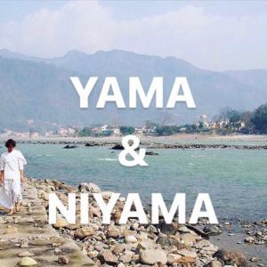 YAMA & NIYAMA zoom online class