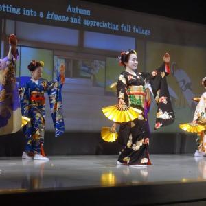 特別舞台「茶の舞」