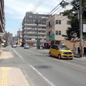 豊前街道筋 出京町