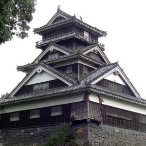 宇土櫓の修復