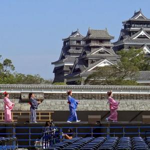 熊本城の「正面」は 南?西?