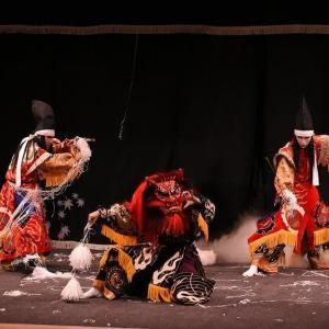 吉田高校神楽部と神楽の伝承