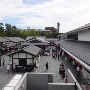 観光客が戻った熊本城