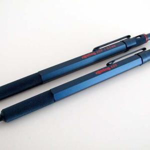 ロットリング600・ボールペンとメカニカルペン