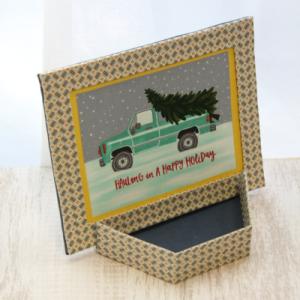 クリスマスモードは少々でフレーム&6角BOX <Nov.21-part1>