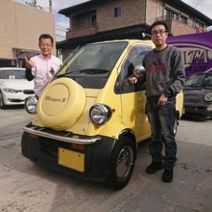 またまた遠方より「安くても高い車検!? 高い点検!? 高い修理!?」 のカテゴリーに追加をさせて頂く東京のお客様が!