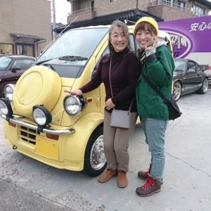 安くても「高い車検!? 高い点検!? 高い修理!?」のカテゴリーには珍しいケース!愛知県の西の外れからお母さんと!