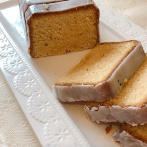 基礎クラスのパウンドケーキ
