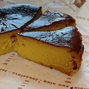 ピスタチオのバスクチーズとチュロスレッスン