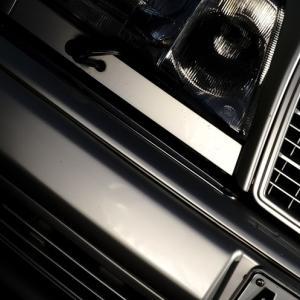 20年目から30年目を目指して クラシカル領域に突入したメルセデスの124と呼ばれるドイツ車の存在感。 燻し銀メルセデス W124036   E500  5,8  車検です!