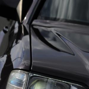 新車のような美しきコンディションをもう1度!W124036  メルセデスのインテリア&エクステリアのリフレッシュ計画!小坂谷さんの  AMG  E60  SPORTS  SEDAN
