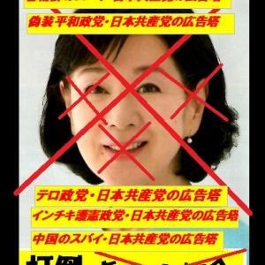 日本共産党の広告塔・吉永小百合に旅行のコマーシャルに出る資格なんかない!極めて不適切だ!