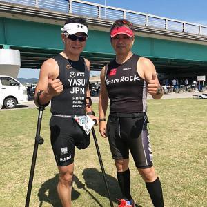 第2回 福山芦田川トライアスロントレーニングキャンプ
