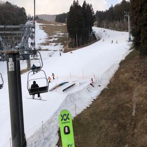 スキー5回目