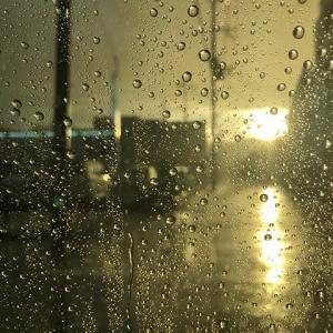 不安定な天気 9月5日(木)曇り時々雨
