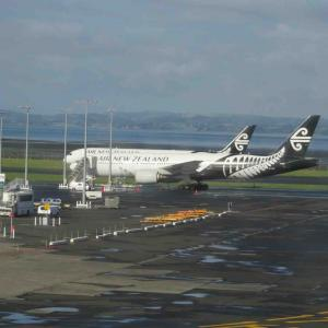 AIR NEW ZEALAND(その4)