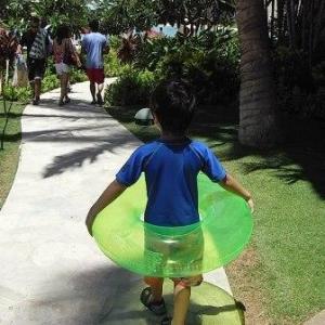 ■ハワイ親子留学から念願の♪波乗り体験@ワイキキビーチ