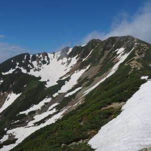 2019/6/22 仙丈ヶ岳